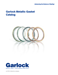 GARLOC Seals Metallic Gasket Series Catalogue